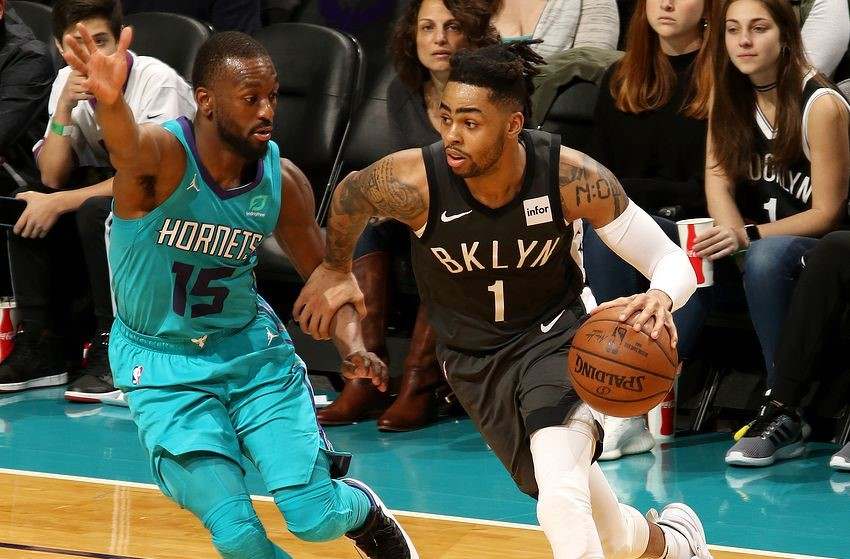 Image result for d'angelo russell vs kemba walker